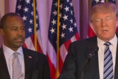 Carson endorses Trump, despite past feud