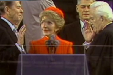 Nancy Reagan 'very unhappy' with state of GOP