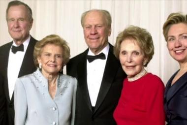 Close friends remember Nancy Reagan