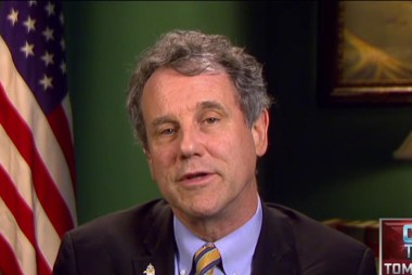 Will Sherrod Brown be Clinton's running mate?