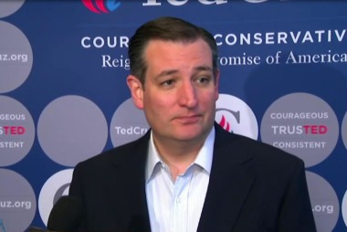 Cruz compares Obama to Trump