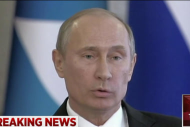 Putin orders Russian troops out of Syria
