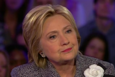 Clinton sounds off on trade, economy