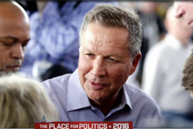 DeWine: Ohio momentum moving Kasich's way