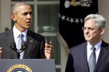 GOP Senators vow to block SCOTUS nominee