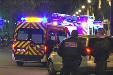 Four terror suspects arrested in Paris suburb