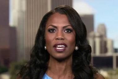 Omarosa discusses GOP attacks on Trump