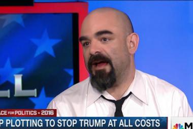 Conservative activists meet to stop Trump