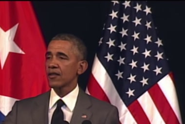 Obama: We should embrace change, not fear it