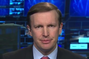 Sen. Murphy on importance of terror intel