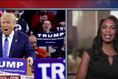 Omarosa on Trump's Heidi Cruz comments