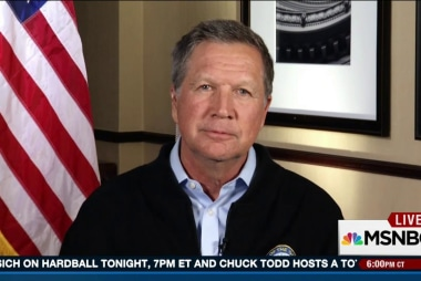 Kasich on how to succeed at an open...