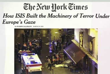 NYT: Officials missed signs of ISIS...