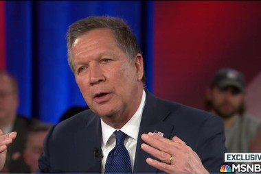 John Kasich: I love New York!