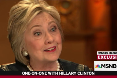 GOP candidates not so different: Clinton