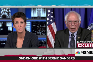 Sanders: GOP has become a fringe party