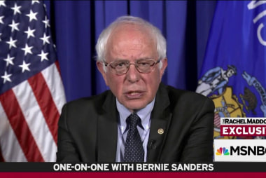 Sanders on delegates and 50-state strategy
