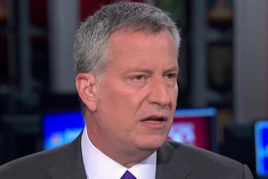 De Blasio: GOP anti-Muslim talk is ...