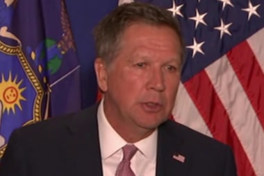 John Kasich: 'I have to speak out'
