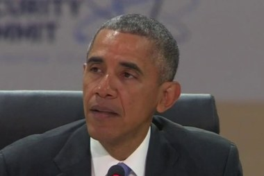Obama: 'We cannot be complacent' on...