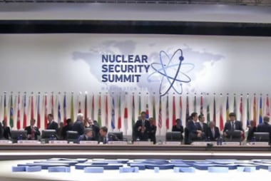 Nuclear summit: security lags as terror grows