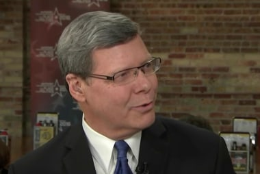 Charlie Sykes responds to Trump's insult