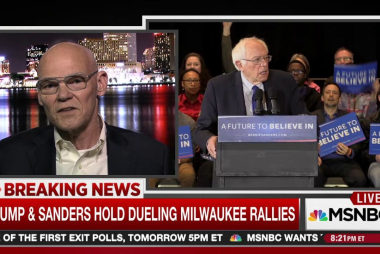 Carville sounds off on Sanders
