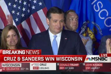 Cruz touts 'full spectrum' of GOP support