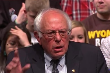 Sanders: 'Excellent chance' of winning NY