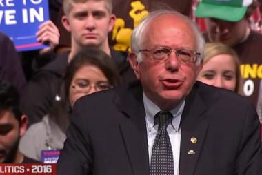 Joe on Sanders win: People want change