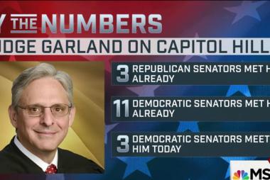 GOP resistance to Garland grows