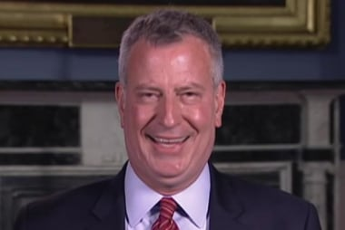 De Blasio: 'Clinton is one the most...