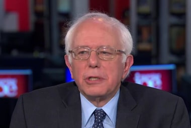 Sanders: I won't do personal attacks on...