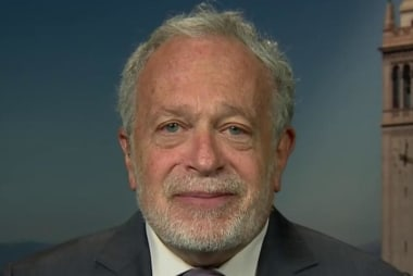 Reich on Sanders' 'break up the banks' plan