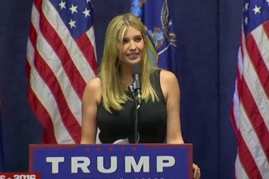 Is Ivanka Trump the 'anti-Donald'?