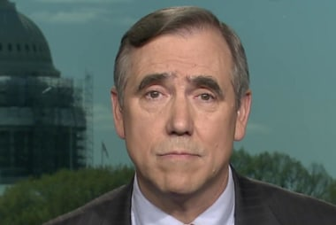 Sen. Merkley: Sanders is the right voice