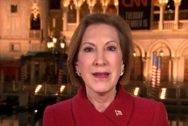 Fiorina: Debate had a lot of unhelpful...