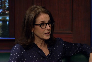 Debra Winger opens up about family life