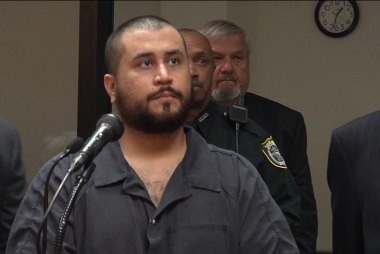 Zimmerman back in court