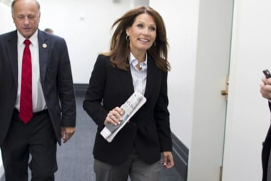 Top Lines: The 'genius' of Ford, Bachmann