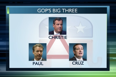 Top Lines: GOP's 2016 trifecta