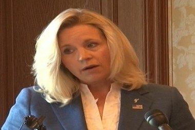 Liz Cheney and the 'wrong side of history'