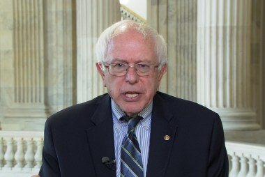 Sen. Sanders: GOP's warped 'freedom'