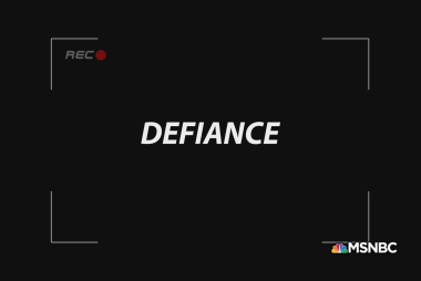 Caught on Camera: Defiance