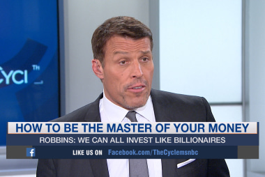 How to be the master of your money