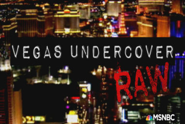 Vegas Undercover Raw 1