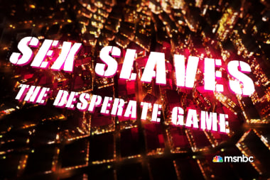 Sex Slaves: Desperate Games