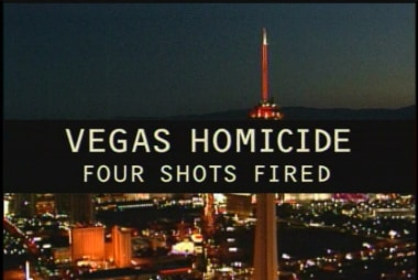 Vegas Homicide: Four Shots Fired