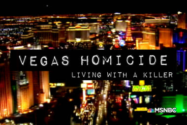 Vegas Homicide: Living With A Killer