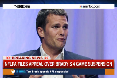 Tom Brady strikes back